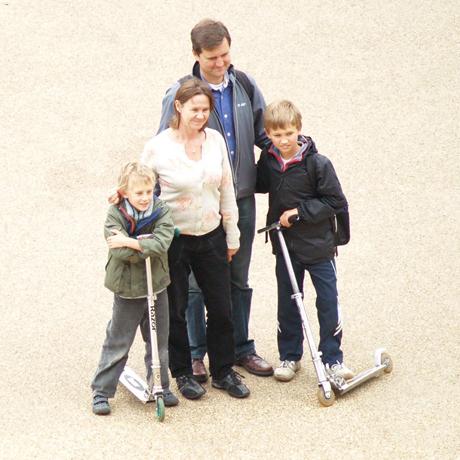 Shari Vari Family