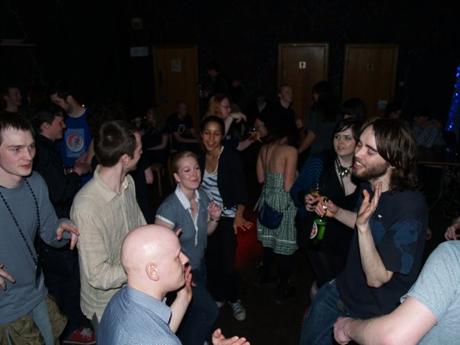 Slabs Crowd